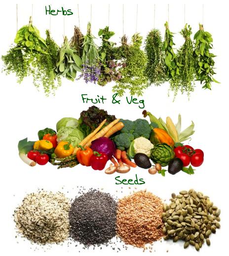 Vegetable fruit health cancer cure
